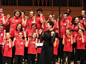 = happy choir