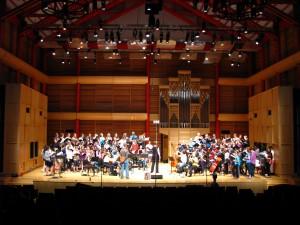 = choir rehearsal