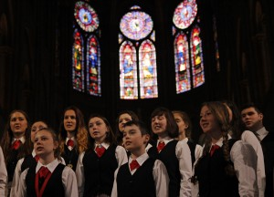 Calgary Children's Choir Tour