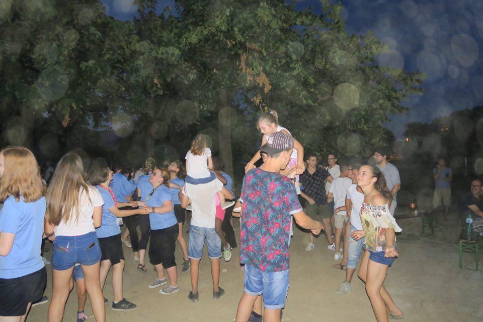 CCC Dancing in Lucca